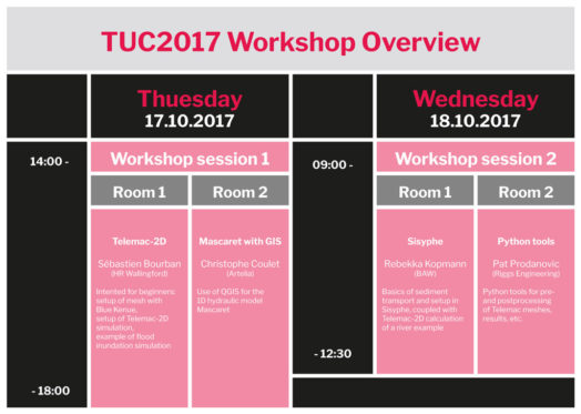 WORKSHOP OVERVIEW TUC2017